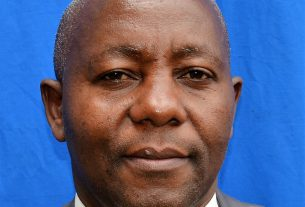 Hon. Michael Njeru Kariuki - MCA KITHIMU WARD Leader of the Majority