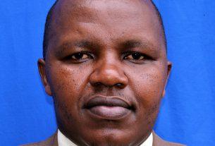Hon. Robert Njiru Ireri - MCA KAGAARI SOUTH