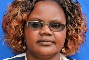 Hon. Rose Ruguru Kinyua - NOMINATED MCA